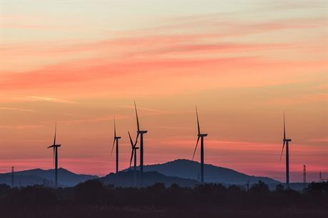 On completion of Coopers Gap, GE will be responsible for almost 1.4 GW on wind capacity in Australia