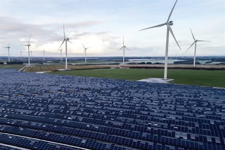 "Buying into Sowitec would strengthen its ""offering within hybrid power plants solutions"", Vestas said"
