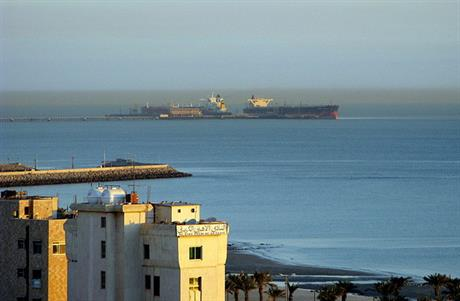 Leaving Kuwait... the country want to save its oil for the export market