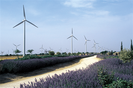 The wind farms will be built in Spain's Aragon region (pic: Falck Renewables)