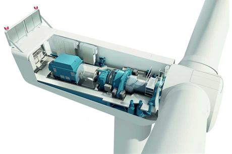 The project will use Nordex's Delta turbine