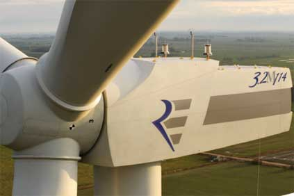 Senvion's 3.2MW turbine