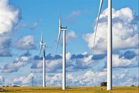 Siemens' SWT-3.0-108 model will be used on the wind farm