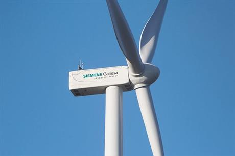 SGRE has upped the nominal rating of its new geared onshore wind turbine platform