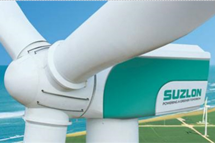 Suzlon is seeking to take advantage of India's growing wind market