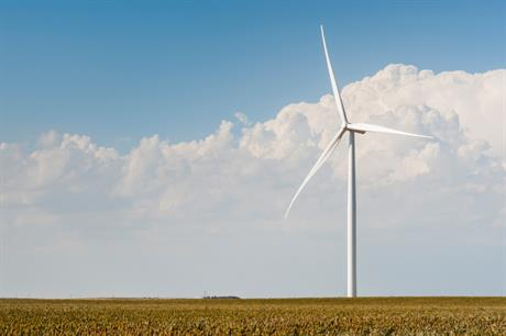 The project will use the Siemens 2.3MW turbine