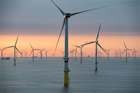 The electrolyser will be powered by an as-yet unidentified Ørsted offshore wind farm in the North Sea