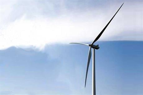 The project will use Vestas V110 2MW turbines