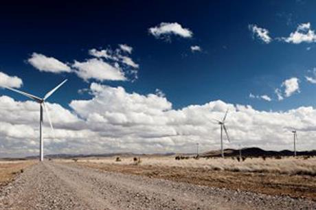 Vestas will install its 2MW turbines on the project