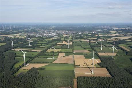 Nordex accounted for nearly 15% of Germany's new wind installations in 2016
