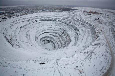 Yakutia is the centre of Russia's diamond mining industry