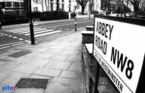 Abbey Road...zebra crossing listed