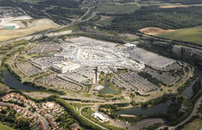 Bluewater: such major retail schemes would not be added to fast-track regime