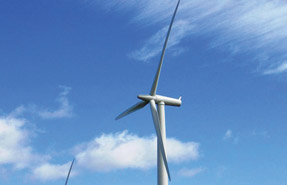Turbine: energy developer is bidding to overturn council's planning document (Picture: Centrica)