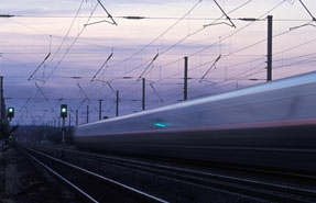 High-speed: DfT appoints director-general to deliver HS2 project (picture: Network Rail)