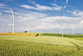 Green energy: communities 'must have a stake'