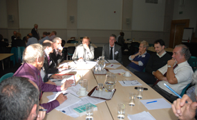 Vital contribution: general assembly members play a key role in shaping Royal Town Planning Institute policy