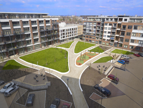Affordable homes: policy in new bill. Steve Morgan pic