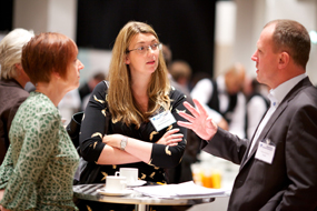 Northern summit: discussions on growth. Vicky Matthers/ConPhotoMedia pic