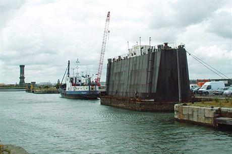 Bramley Moore Dock (© Rose and Trev Clough - geograph.org.uk/p/906028)