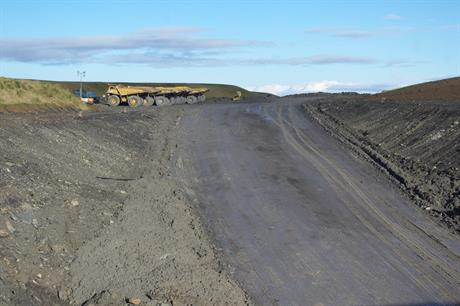 Banks Mining's North Dinnington surface mine - image: Peter Maddison / geograph (CC BY-SA 2.0)