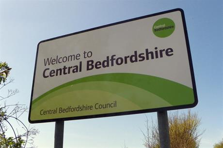 Central Bedfordshire: Link road plans intended to support Luton urban extension. Image: Peter O'Connor / Flickr