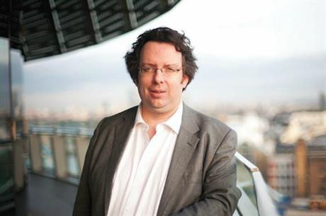 Richard Blakeway: co-author of report that says 'millennial towns' are needed to tackle London housing shortage
