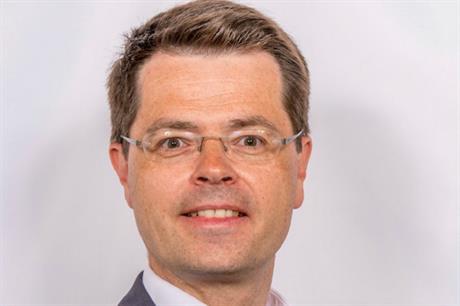 Support: housing secretary James Brokenshire