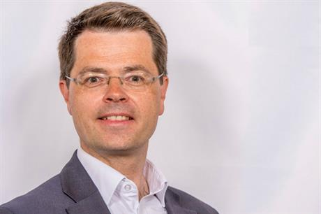 Refraining from full-blown intervention: housing secretary James Brokenshire