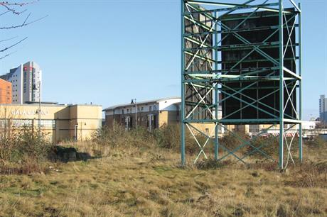 Brownfield land: database indicates 1.5 million homes could be built on formerly used sites