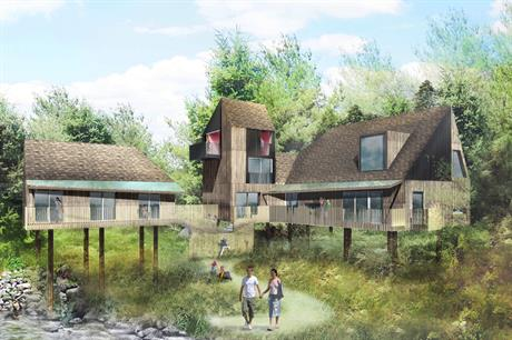 Camel Creek Resort: 236 holiday accomodation units are included in the plan