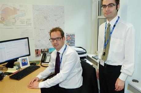 Development order creators: Cherwell District Council development services manager Jon Westerman and development management team leader Alex Keen