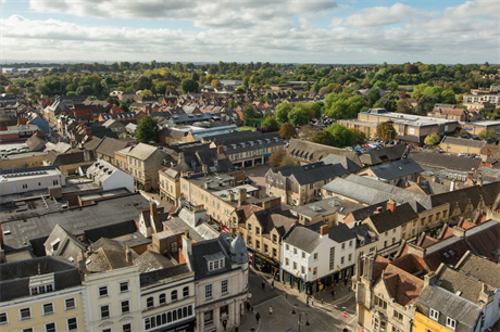 Cirencester in Gloucestershire, where Cotswold District Council is based (Pic: Getty)