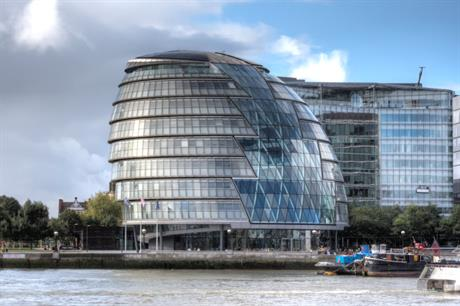 London's City Hall. Image: Flickr / Channone Arif