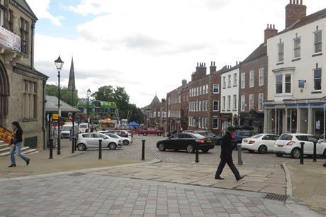 Darlington: local plan pause (pic: Graham Robs via Geograph)