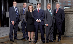 Berwin Leighton Paisner partners: the London Bridge-based team remains top-rated law firm