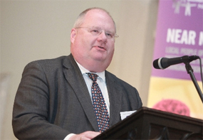 Communities secretary Eric Pickles (pic courtesy DCLG)