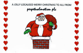 Christmas message: bad time for downsizing