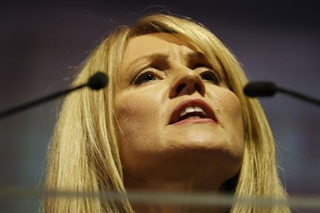 Housing and planning minister Esther McVey (pic: Getty Images)