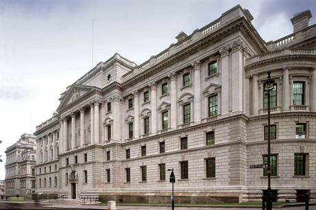 HM Treasury has been accused of stifling opposition to the growth arc proposals