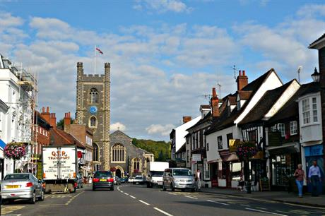 Henley: Consultant appointed for neighbourhood plan review. Image: Herry Lawford / Flickr