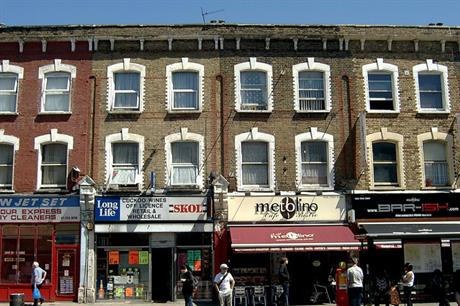 High street: planners to be drafted in to help councils. Image: Flickr / Lucy Fisher