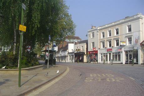 Horsham. Image: Flickr / David Howard