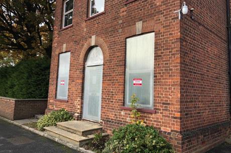 The Convent of Mercy hostel. Image: Sevenoaks District Council