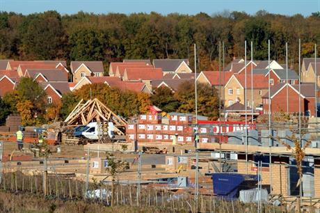 Housebuilding: report reveals public support