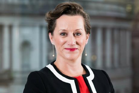 Claire Petricca-Riding: Irwin Mitchell's new head of planning and environment