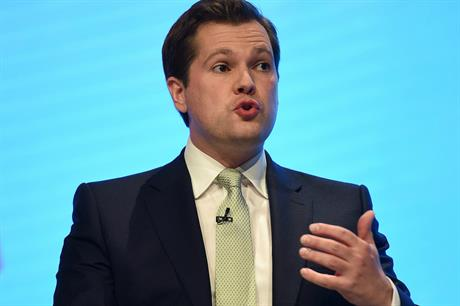 Housing secretary Robert Jenrick. Pic: Getty Images