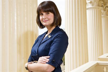TCPA chief executive, Kate Henderson