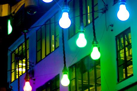 Lighting: new guidance issued (pic: Sarah, Flickr)