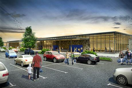 Out Of Centre Retail Development Approved In North Wales